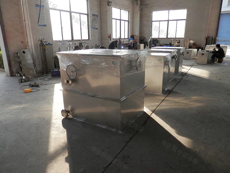 许昌地下室隔油提升装置设计规范