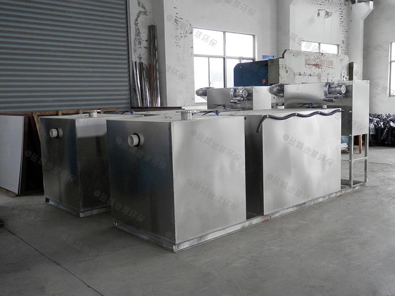 鹤壁三级滤油一体化隔油提升设备说明书