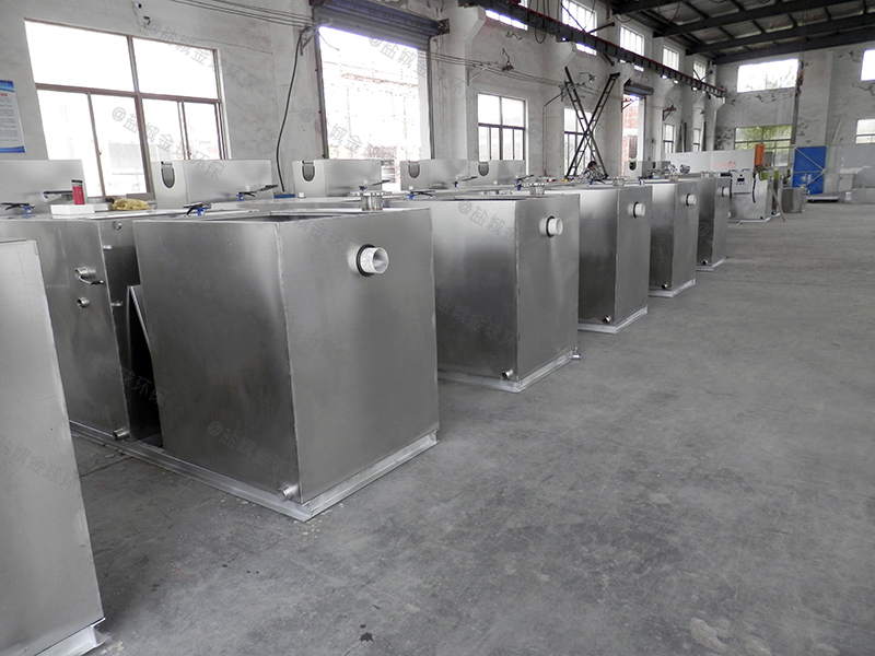 周口食品厂一体化隔油提升设备尺寸