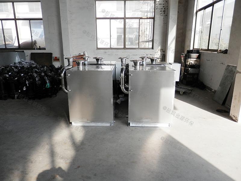 焦作地下室隔油提升装置长宽比