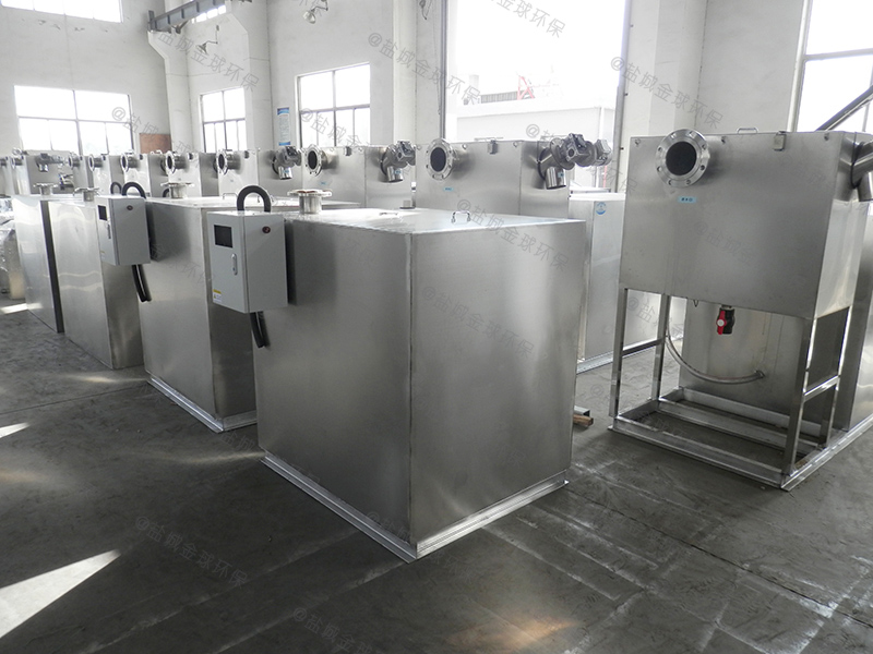 安阳工业园区厨余油水渣分离设备图纸