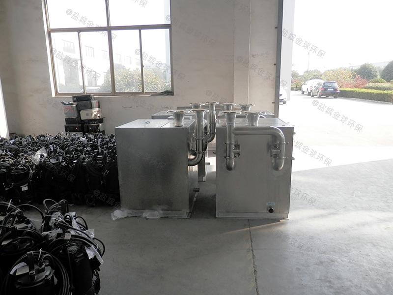 河南304不锈钢板隔油器设计