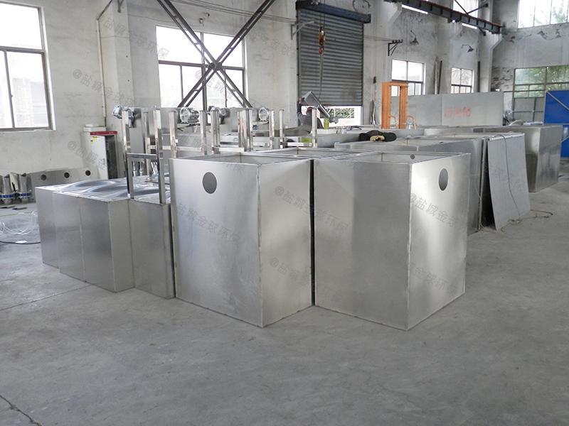 安阳工厂食堂隔油器尺寸要求