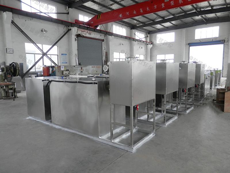 信阳无动力油水分离器生产设备