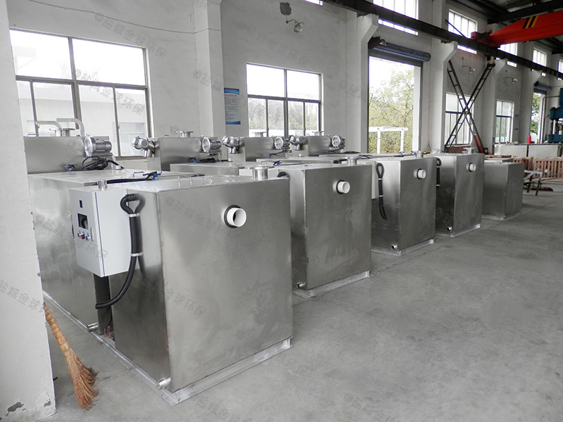 河南传统隔油器设备多少钱