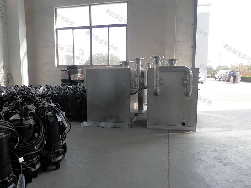 漯河不锈钢隔油提升装置效果