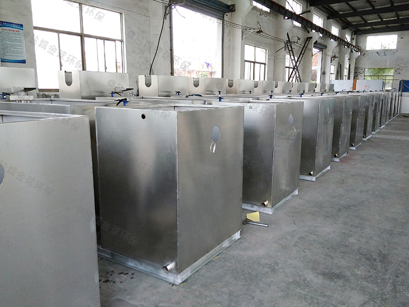 许昌大型酒店隔油提升一体化设备商家