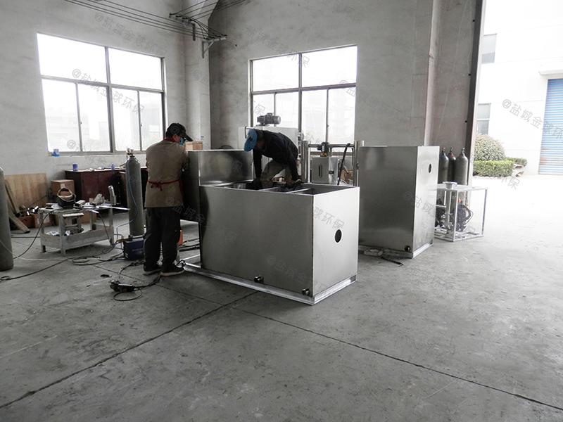 开封百货商场一体化隔油污水提升设备操作规范