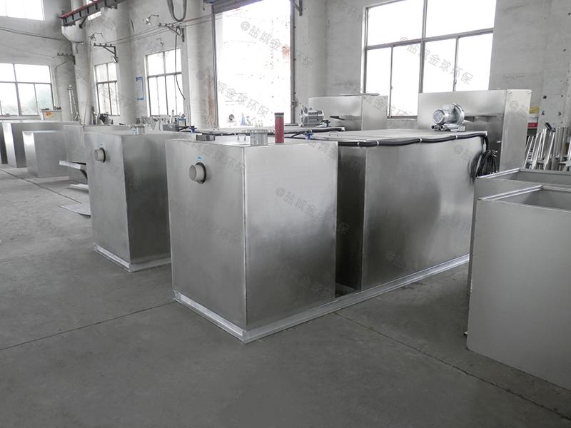 信阳机械净化油脂分离机放水教程