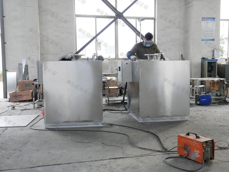 信阳大饭店一体化隔油污水提升设备工程造价