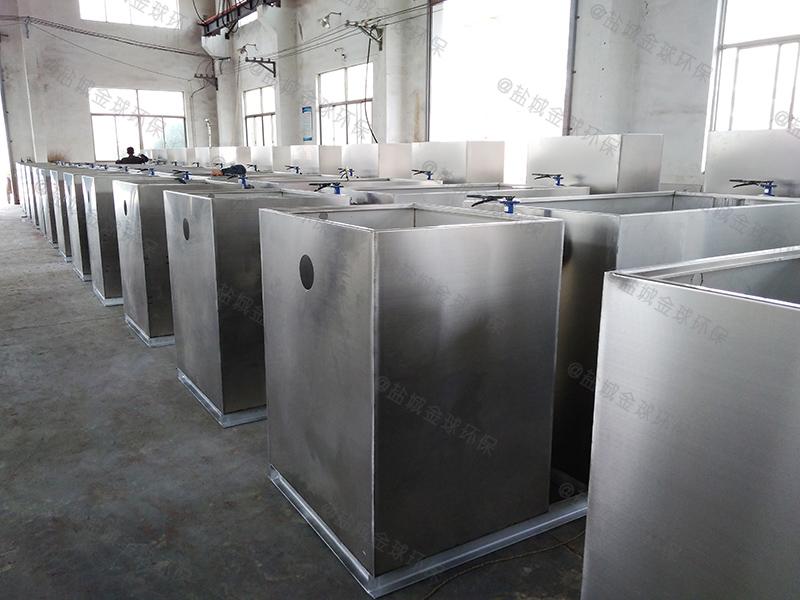 郑州工业园区隔油器施工标准