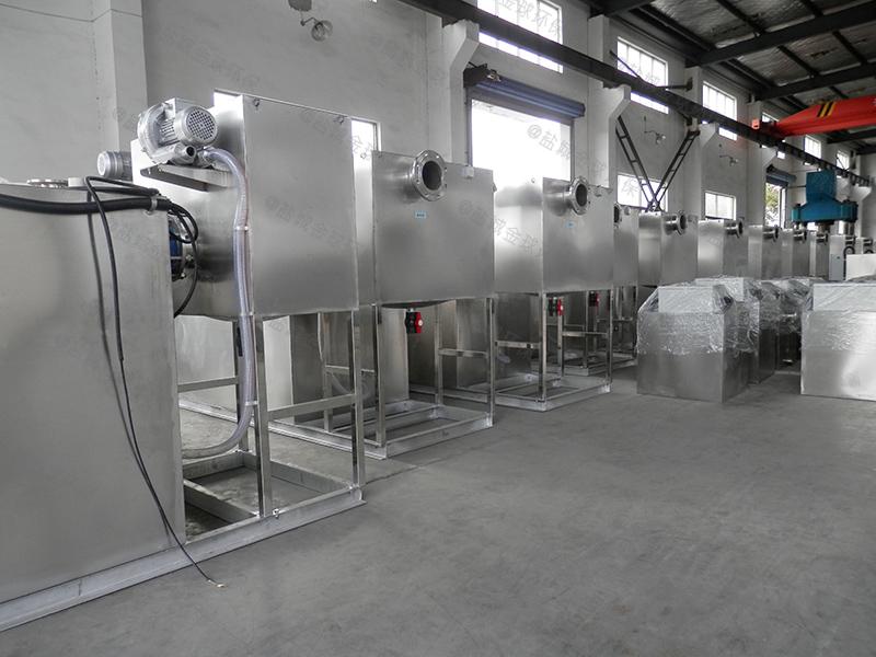 新乡工程隔油设备处理效率