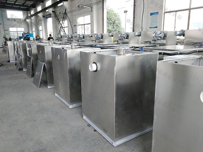 平顶山工厂食堂隔油设备技术要求