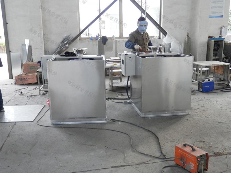 河南防异味隔油设备供应商