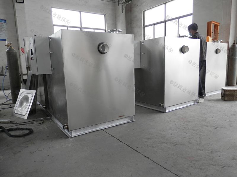 开封滤网设计一体化隔油提升设备解决方案