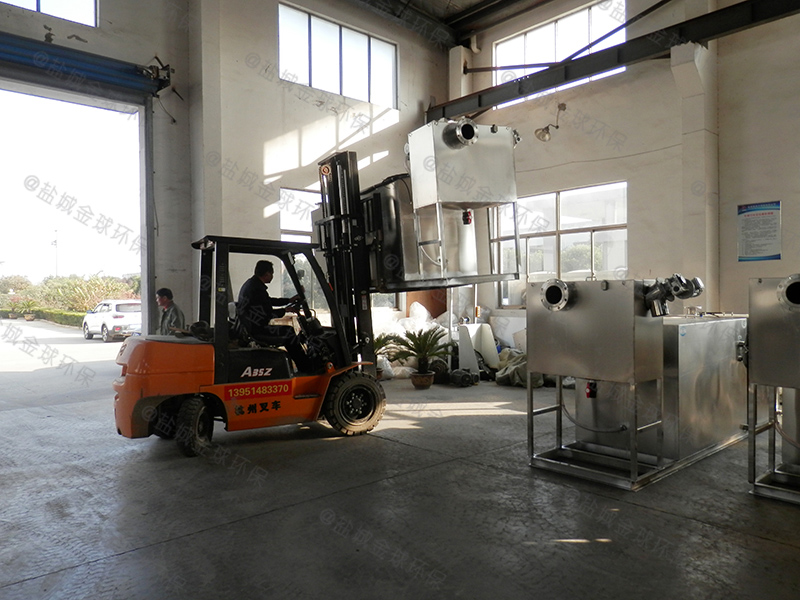 漯河餐饮废水油水分离器施工