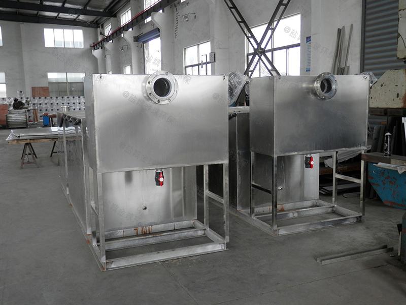 安阳三级滤渣油脂分离机的结构