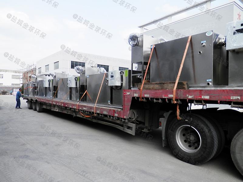 驻马店全自动加热隔油设备施工要求
