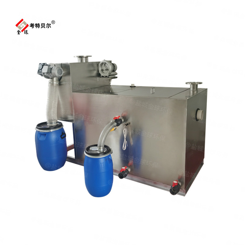 一体化隔油污水提升设备