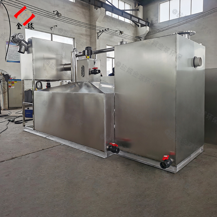 濮阳传统隔油处理装置解决方案