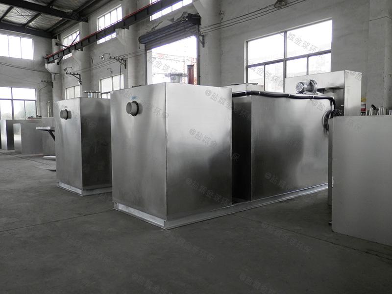 信阳火锅专用隔油提升设备发展趋势