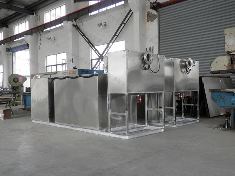 安阳高品质智能隔油提升一体化设备施工单位