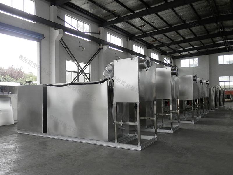 漯河多级油脂分离池新型投资项目