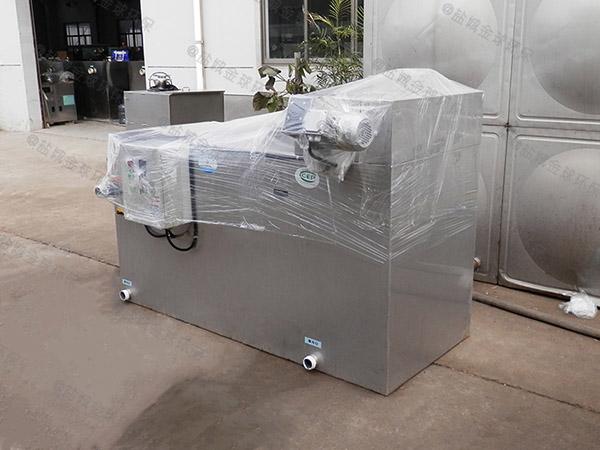 工程大型地面式全自动一体式隔油器那个品牌好