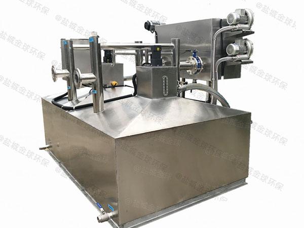 学校自动化油水分离器设备质量好点的