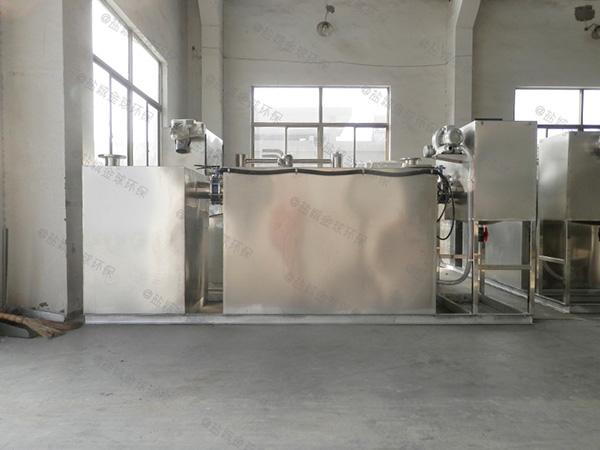 小区室外机械三相油水分离器多钱