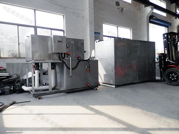 商用大型自动刮油成品隔油池分出来的油怎么处理