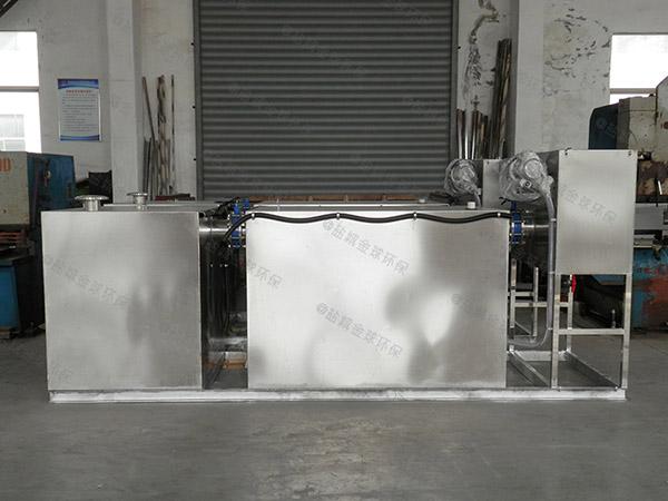 小区地下室半自动隔油设施生产商