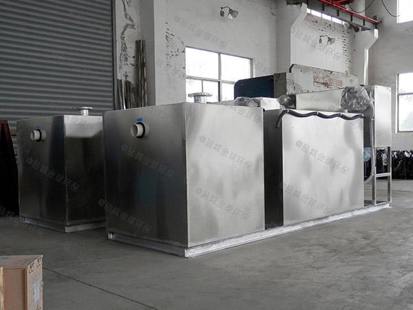 商用地下式简易一体化隔油提升设备售后服务