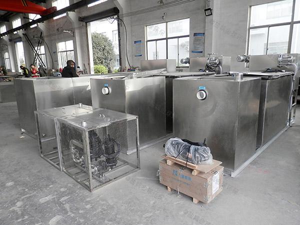 生活地下室多功能一体化隔油设备生产商