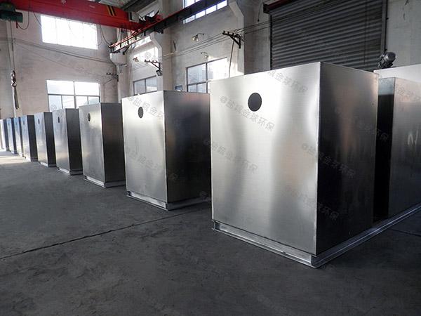 商业地上式多功能排油设备加工厂