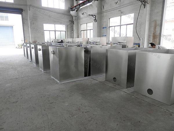 工厂食堂500人隔油隔渣隔悬浮物隔油一体化提升装置市场分析