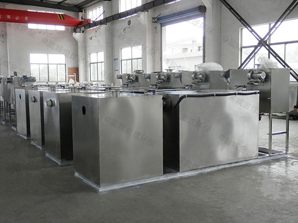 工程3.1米*1.2米*1.85米砖砌隔油除渣器市场