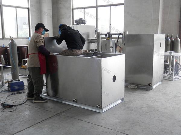 工地8吨的长宽高隔油隔油提污设备如何选型