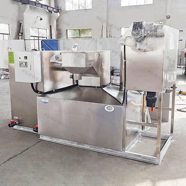 后厨8吨的长宽高智能一体式油水分离器质量好点的
