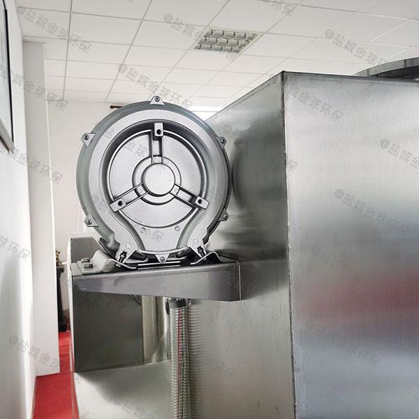 饭堂甲型自动一体化油水分离设备使用方法及注意事项
