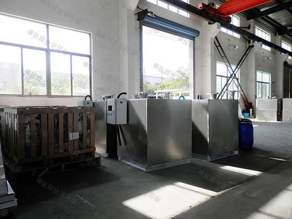 工程1000人智能油水分离隔油器批发厂家