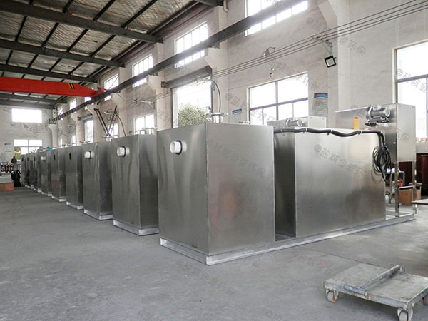 工程2.8米*1.2米*1.75米智能型油水分离处置设备双杯加什么油