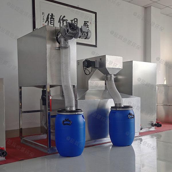 工程3.1米*1.2米*1.85米自动除渣油水分离过滤机原理介绍