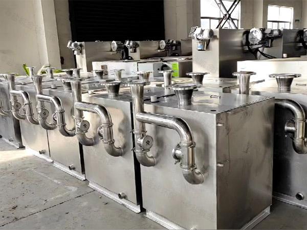 饭馆地面自动排水排油设备哪些行业需要