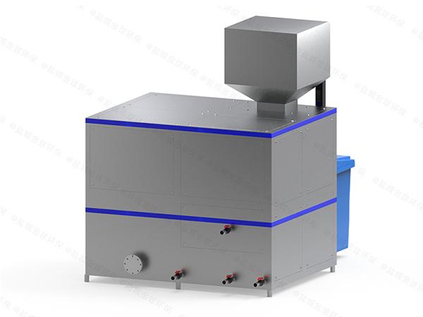 大小型多功能餐厨垃圾减量化处理设备整套价格