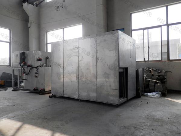 20吨全自动厨余垃圾减量设备优缺点
