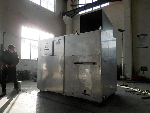 工地不锈钢智能油水处理设备什么原理