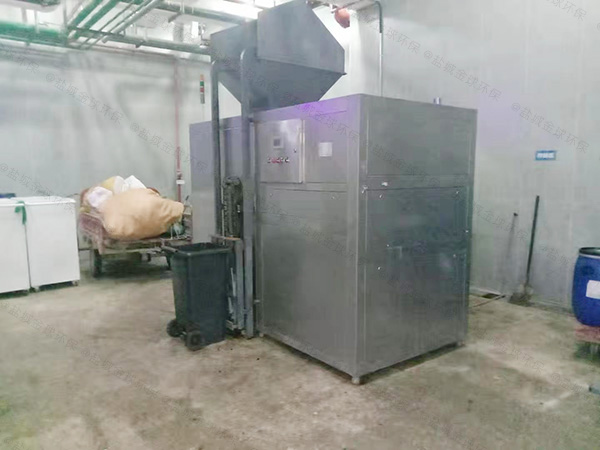 大中型自动化餐饮垃圾一体化处理设备种类齐全