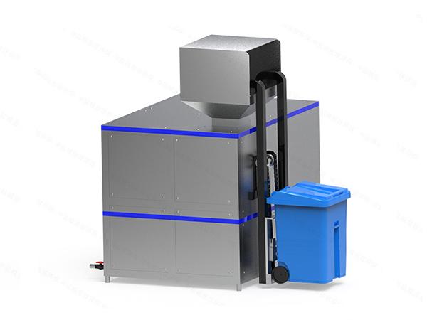 大型全自动厨余垃圾处理整套设备图纸