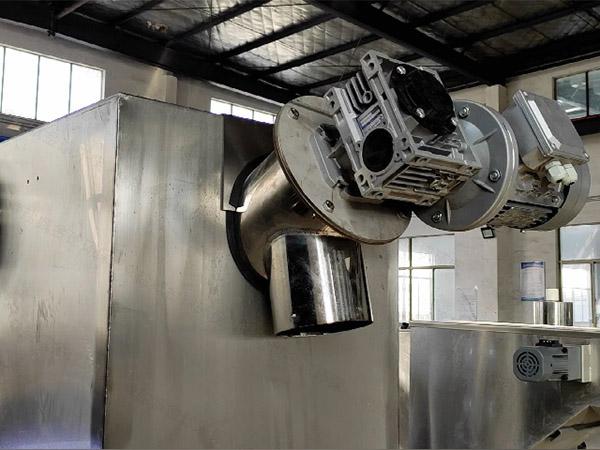 工程小型自动刮油油脂分离设备哪里能买到